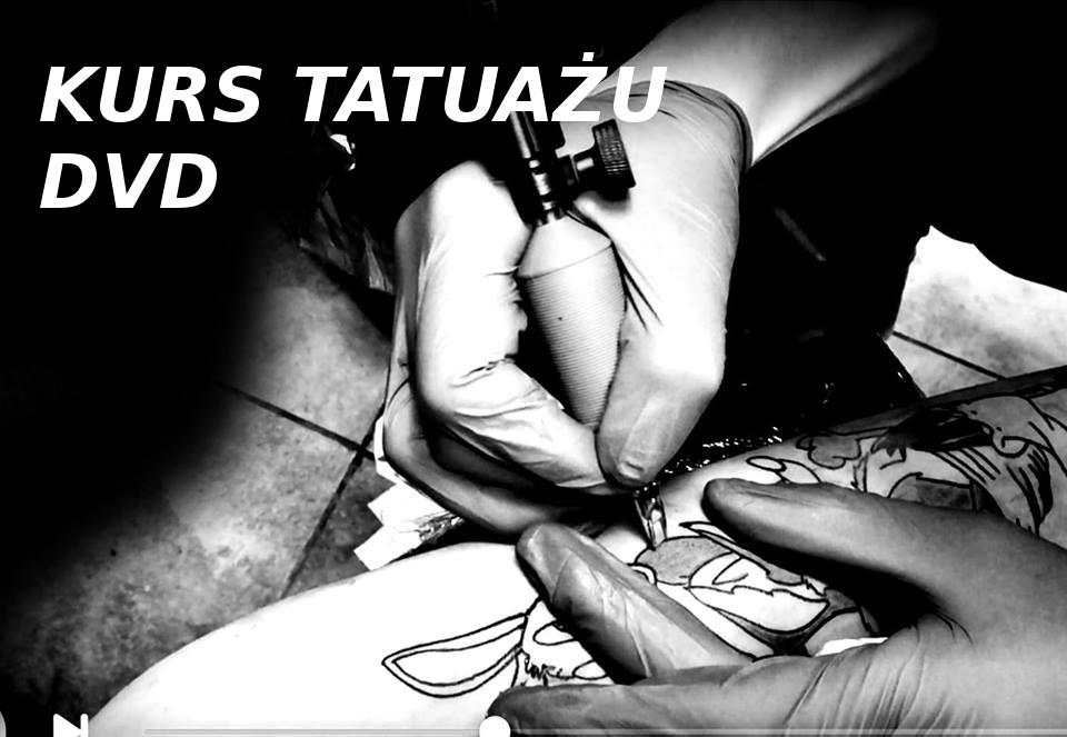 Ink Pro Szkolenie Z Tatuażu